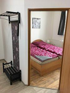 AP1 - 4 lůžkový apartmán s vlastní koupelnou